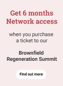 Brownfield Regeneration Summit - find out more V1