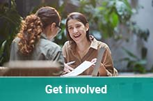 Get involved - Sustainability Delivery Group