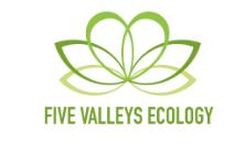 Logo - © Five Valleys Ecology