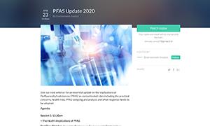 PFAS Update 2020 webinar - thumbnail
