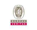 Bureau Veritas logo on standard background