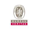 Bureau Veritas logo on standard background