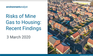 Risks of Mine Gas to Housing: Recent Findings webinar 2020 - thumbnail