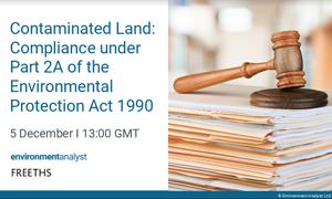 Contaminated Land Compliance Freeths webinar thumbnail