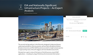 EIA + NSIP webinar - thumbnail