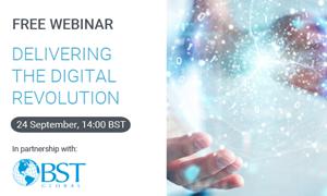 delivering the digital revolution webinar 2020 - thumbnail