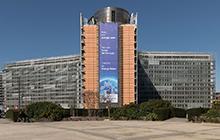 European Commission Berlaymont building