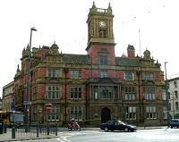 Blackpool Town Hall - credit Betty Longbottom