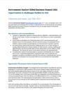 Global Business Summit - ESG Insight