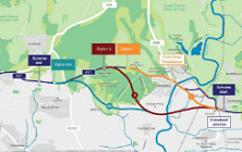 General - Arundel bypass options © gov