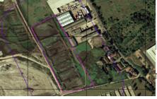 General - Beddington reserve proposals © Landmark
