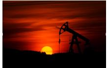 General - pump-jack mining crude oil © Zbynek Burival