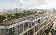 General - Google submits plans for enormous London HQ