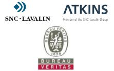 Logo - © Atkins & © Bureau Veritas