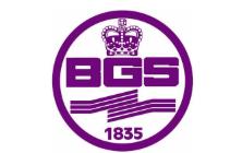 Logo - © BGS