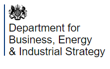 Logo - © department for business, energy & industrial strategy