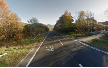 Place - A9 at Shierglas Quarry © Google Streetview 2015