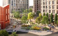 Places - Devonshire Square ©Southwark Council
