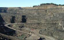 Places - Nant Helen coal mine