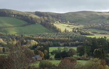 Places - Upper Wye Valley near Llangurig----Andrew-Hill