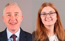 RPS John Douglas and Judith Cottrell
