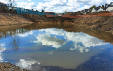 Reflections on sustainable hydrocarbon remediation ©Joshua Cuming