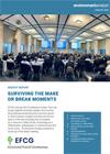 EFCG conference - Surviving the Make or Break Moments
