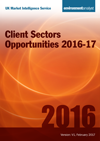 Client Sector Opportunities 2016