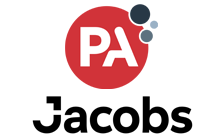 Logos - PA Consulting and Jacobs