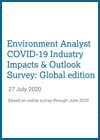CV-19 Industry Impacts Survey 2020 - Global Edition