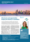 Aftershocks & Opportunities in Australasia briefing cover