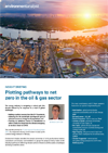 Plotting pathways to net zero in the oil & gas sector