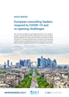 European Consulting Leaders Respond to COVID insight 2020