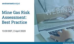 Mine Gas Risk Assessment: Best Practice 2020 webinar thumbnail