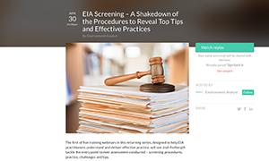 EIA screening webinar thumbnail