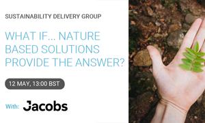 SDG expert talk - nature-based solutions thumbnail